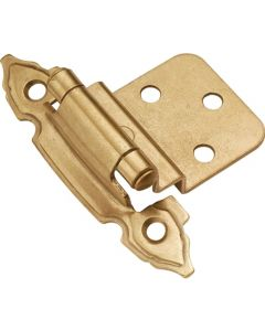 Belwith Surface Self-Closing Hinge, 3/8'' Offset , P297-LP