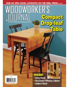 The May/June issue of Woodworker's Journal that range from the practical, like a simple-to-make Entry Bench featuring dimensioned lumber, to the impressive, like a Limbert Style Hutch patterned after the style of one of the 20th century's premier Arts & C