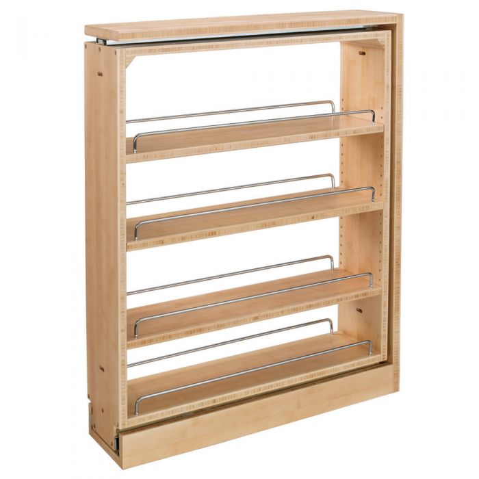 Buy Rev-A-Shelf Filler Pullout Organizer w/Adjustable Shelves for Base Cabinets (432-BF Series)