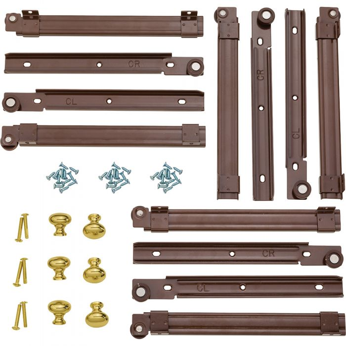 Buy Barristers Bookcase Hardware Kit