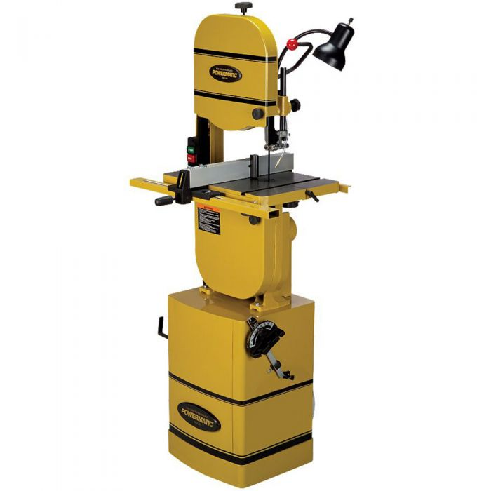 Powermatic® 14'' Band Saw with 2-Piece Stand