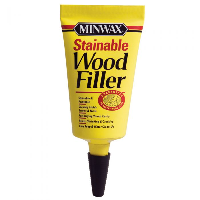 Minwax® Stainable Wood Filler