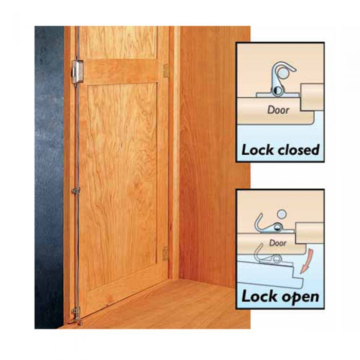 Buy Gang lock for tall doors