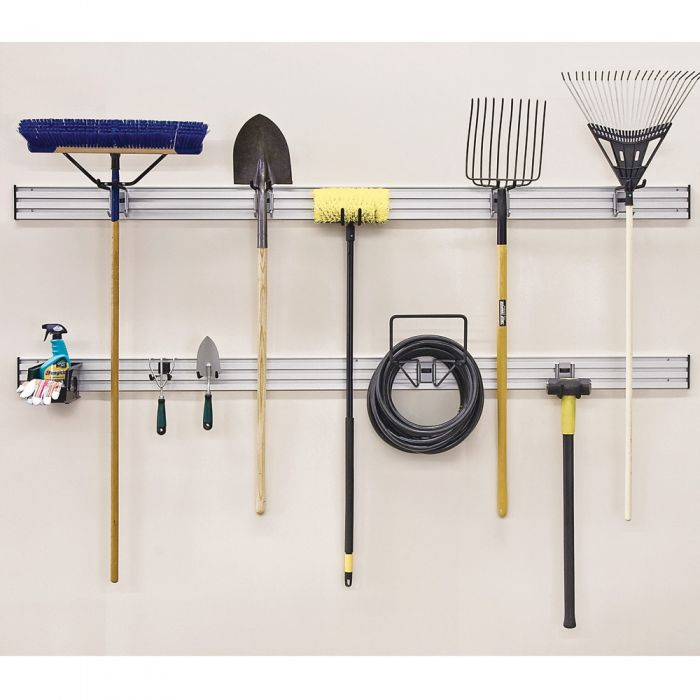 Buy Hafele Omni Track Ready Pack Lawn and Garden Kit and Track Kits