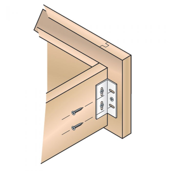 Buy Corner Mounting Bracket