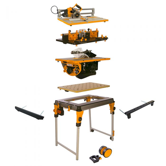 Triton workcentre package with router table contractor saw and triton workcentre package with router table contractor saw and project saw with free accessories keyboard keysfo Gallery