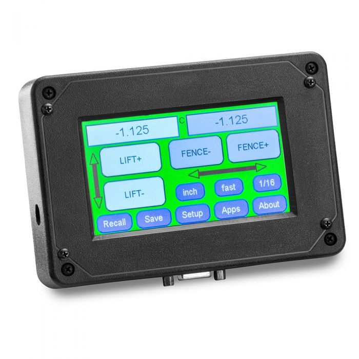 Touch-Screen Controller Unit for Ready2Lift