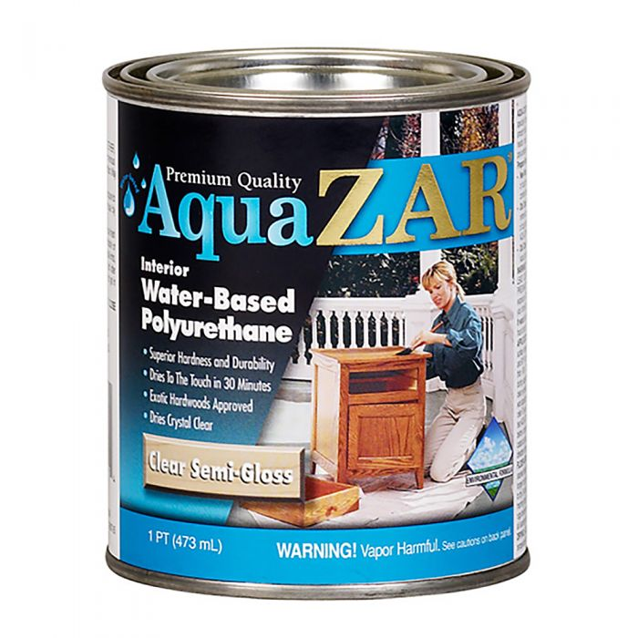 Buy ZAR Ultra Max Oil-Modified Waterborne Polyurethane, Semi-Gloss