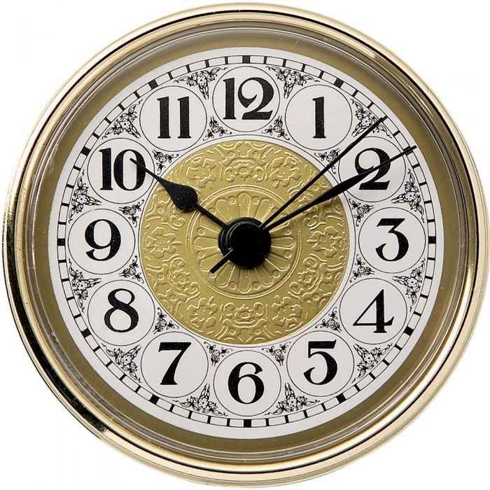 3 clock face fancy arabic numerals rockler woodworking and hardware