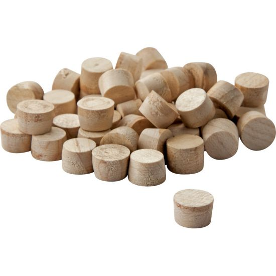 "3/8"" Face Grain Plugs"