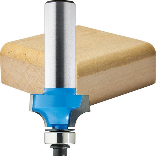 "Rockler Roundover/ Beading Router Bits - 1/2"" Shank"