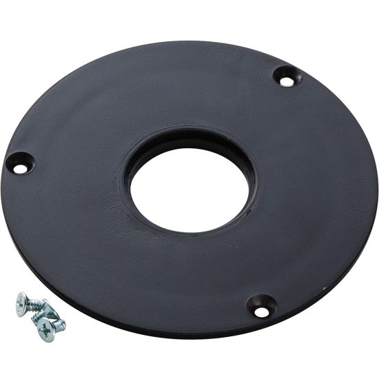 """Rockler Router Plate Insert With 1-1/4"""" Opening For Standard Guide Bushings"""