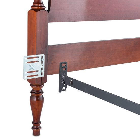 Headboard And Footboard Adapter Conversion Plates