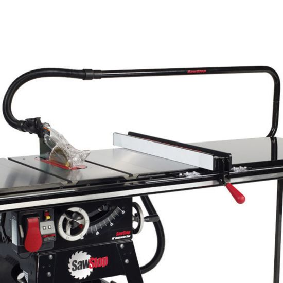 SawStop Overarm Dust Collection