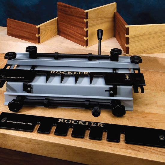 Distinctive Series Dovetail Templates, Style A