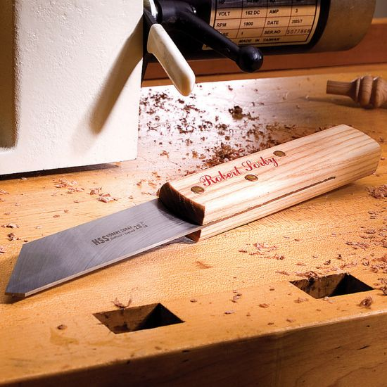 Thin Kerf Parting Tool, 1/16''