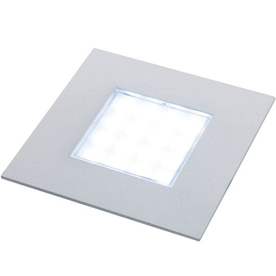 Hafele Recessed LED Puck Lights, Square-Recessed Puck Lights