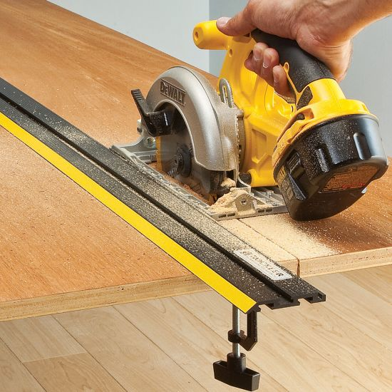 Rockler 52'' to 104'' Low Profile Straight Edge Clamp System