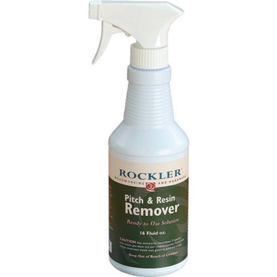 Rockler Pitch & Resin Remover