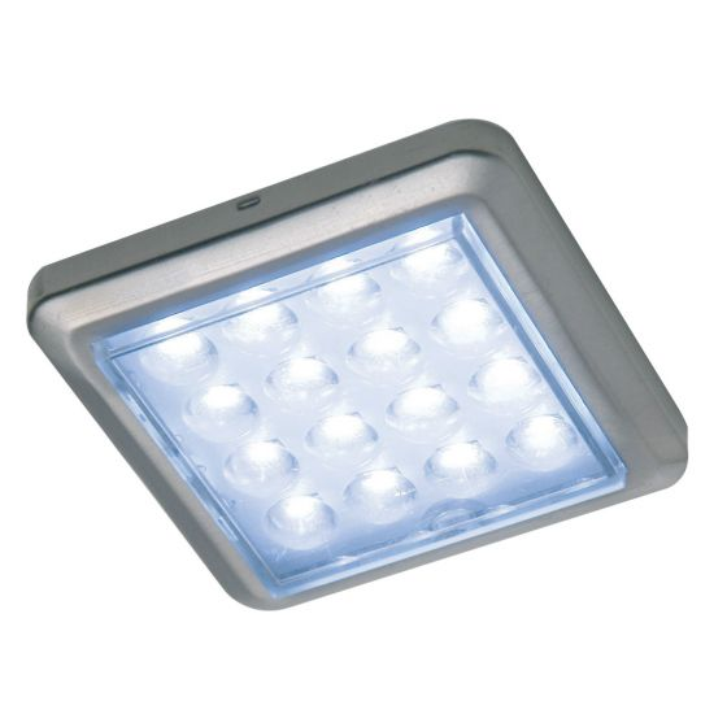 Hafele Surface-Mounted LED Puck Lights, Square-Surface Mounted Puck Lights