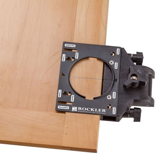 Jig It Deluxe Concealed Hinge Drilling System 4