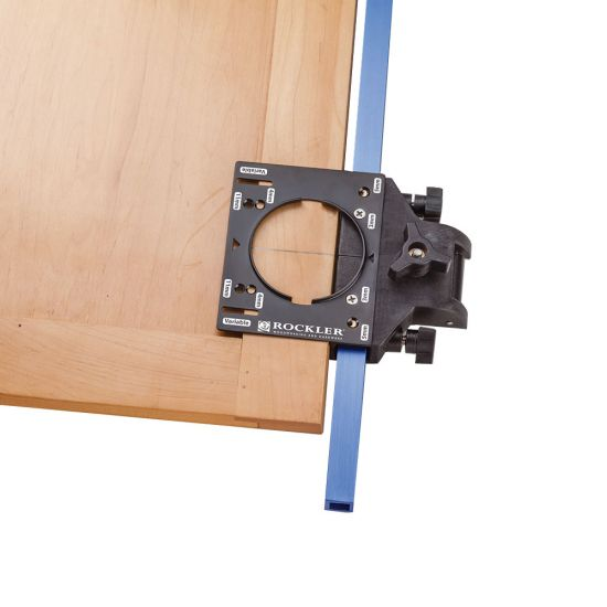 Jig It Deluxe Concealed Hinge Drilling System 2