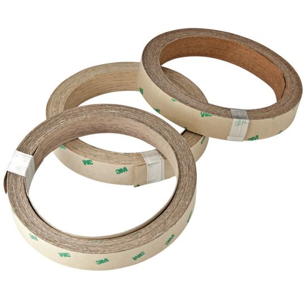Peel-and-Stick Edge Banding – 50' Rolls