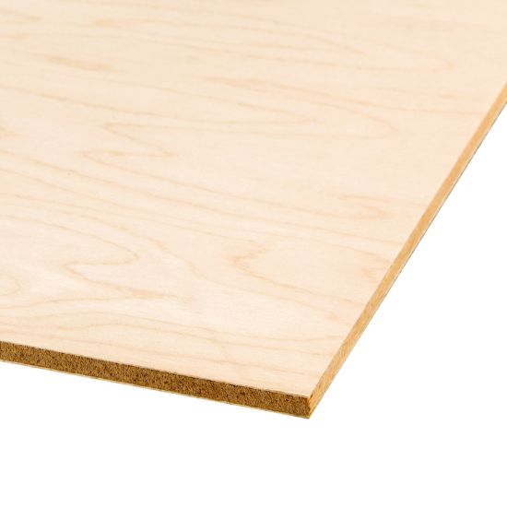 24'' x 48'' Maple Plywood