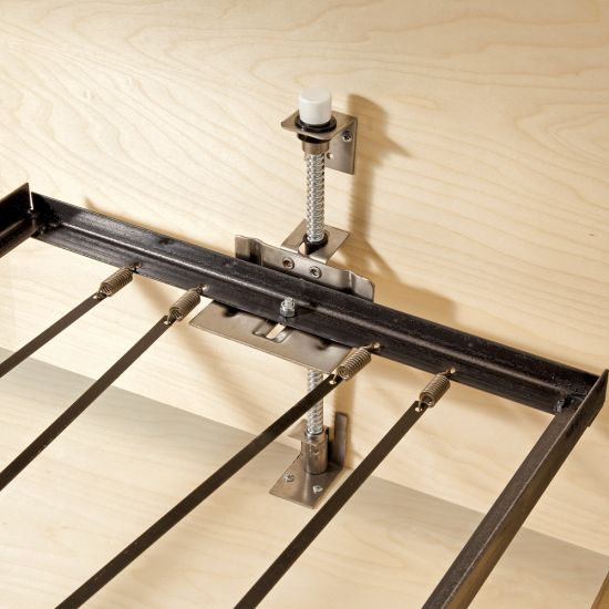 Casket Bed Frame and Hardware