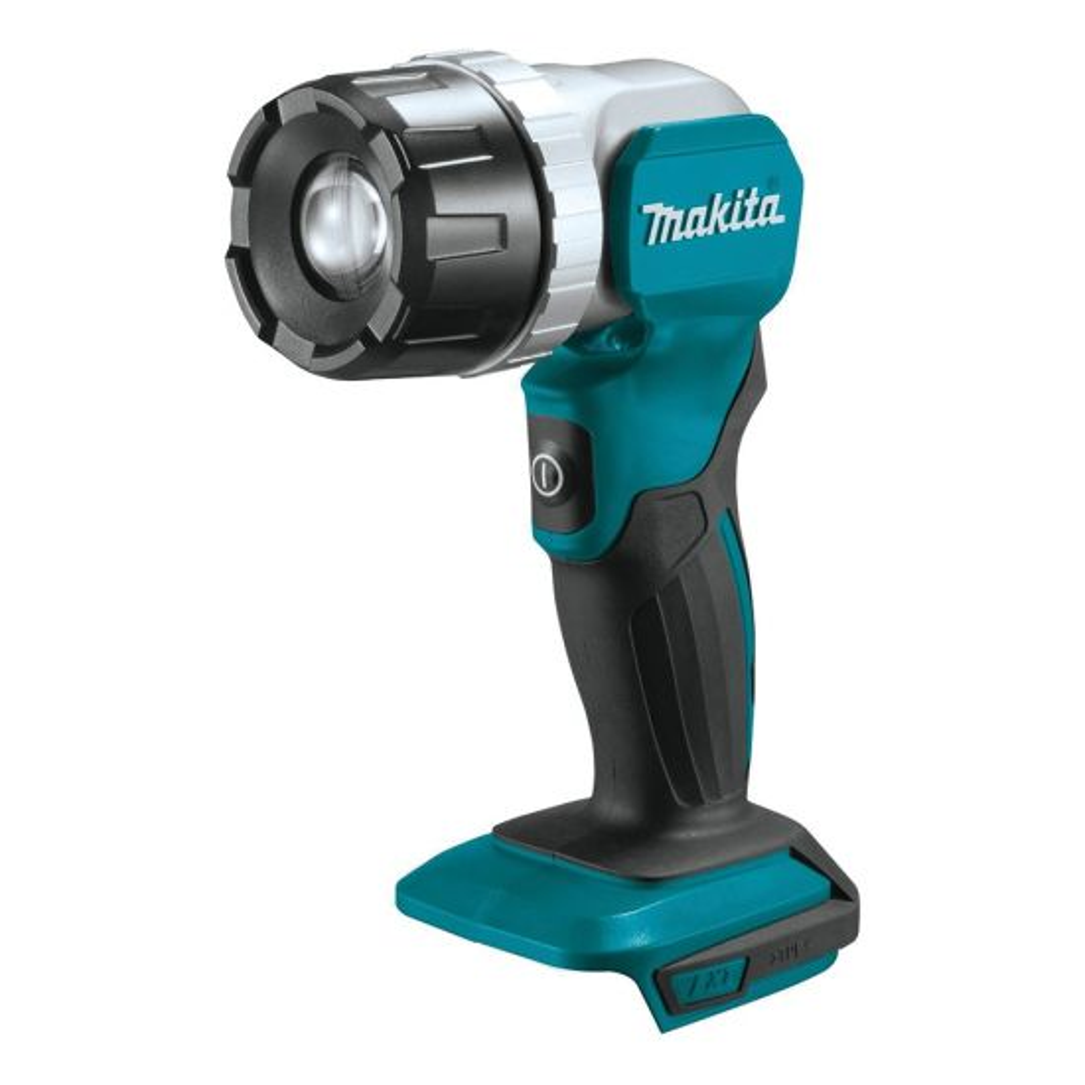 Makita DML808 18V LXT Lithium-Ion Cordless Adjustable Beam LED Flashlight, Bare Tool