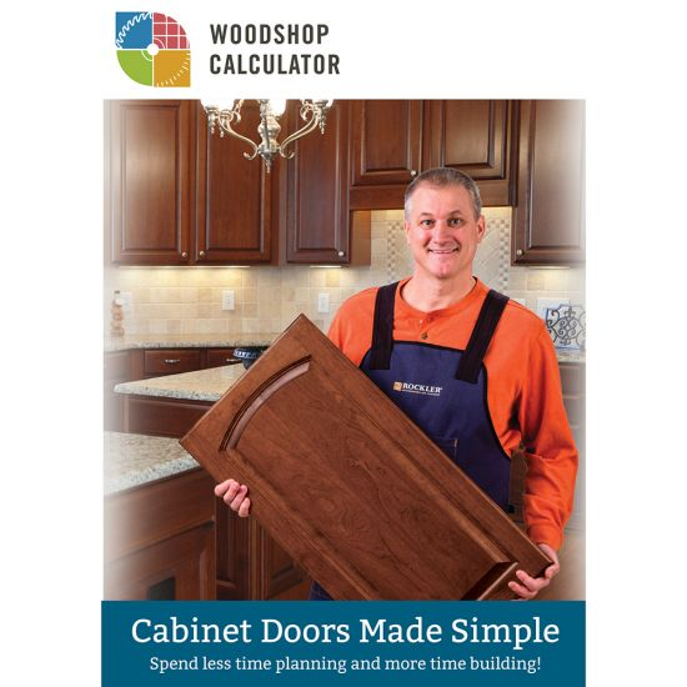 Woodshop Calculator for Door Making (License Key)