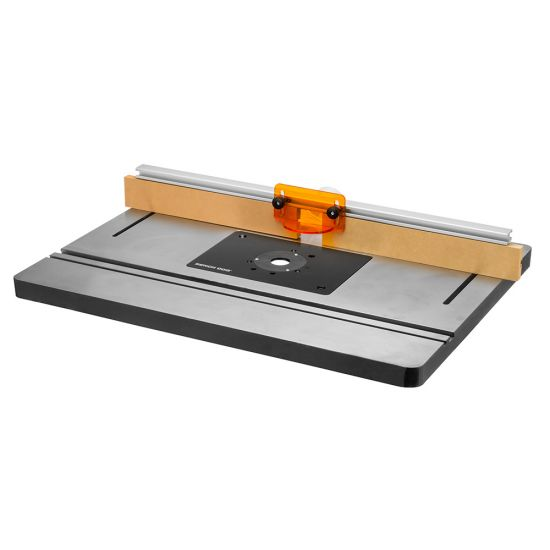 Bench Dog® Cast Iron Router Table, Pro Fence and Plate