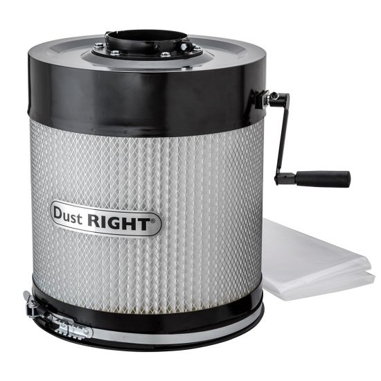 Dust Right® Canister Filter for Wall Mount Dust Collector