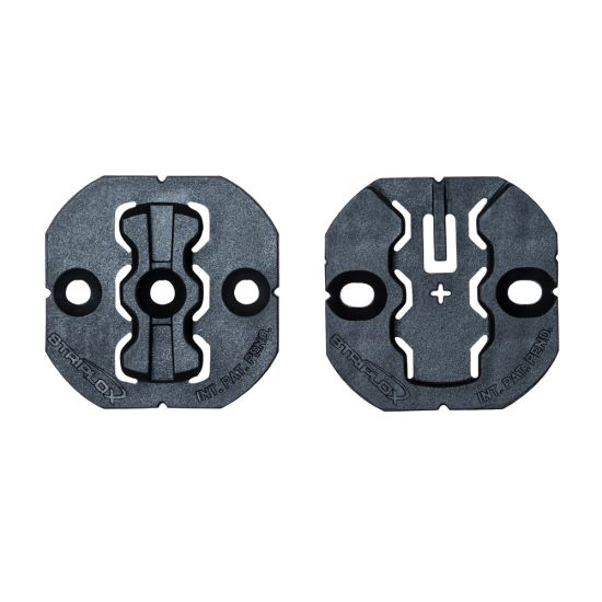 Striplox Clip 50 Concealed/Surface-Mount Connector, 1-3/4'' x 1-3/4'', 4 Sets