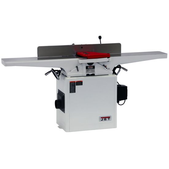 Jet 718200K 2HP 8'' Jointer with Closed Stand