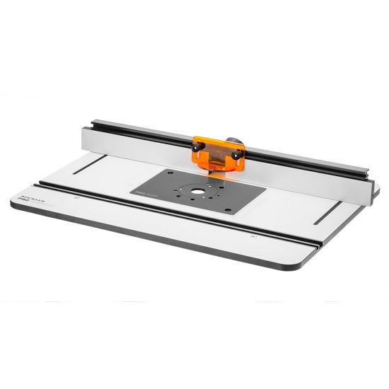 Rockler Pro Phenolic Router Table, Pro Fence and Plate