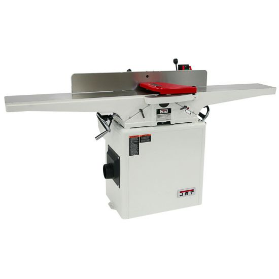Jet 718250K 2HP 8'' Jointer with Helical Head