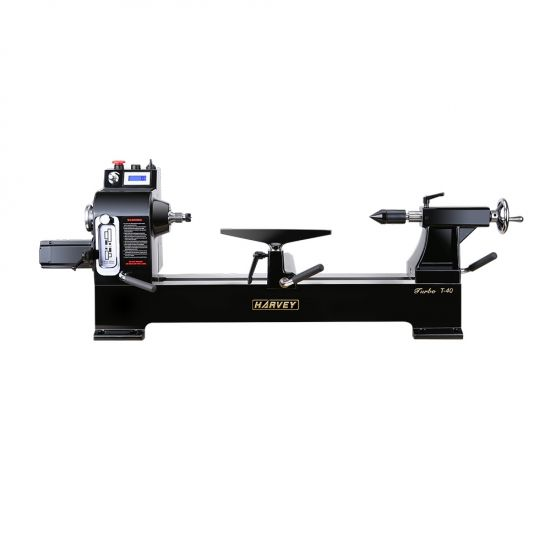 Harvey Turbo T40 14'' x 24'' Benchtop Lathe