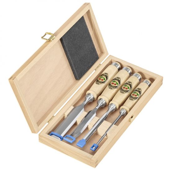 Two Cherries - Problem Solver Set - 4Pcs In Wood Box