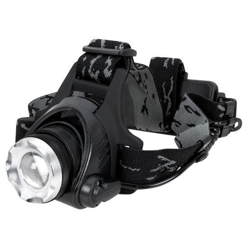 500-Lumen Rechargeable LED Headlamp