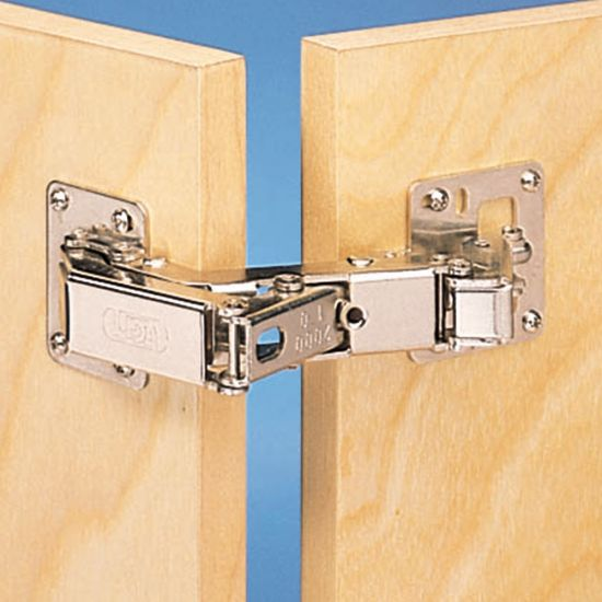 175° Fully Concealed Hinges