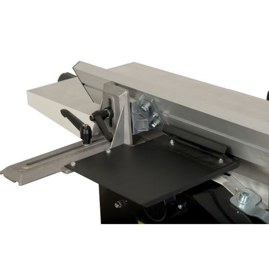 10 In. planer / jointer #25-010H are the smallest size combination machines, but offer exceptional power and versatility that small to medium sized shops will enjoy.