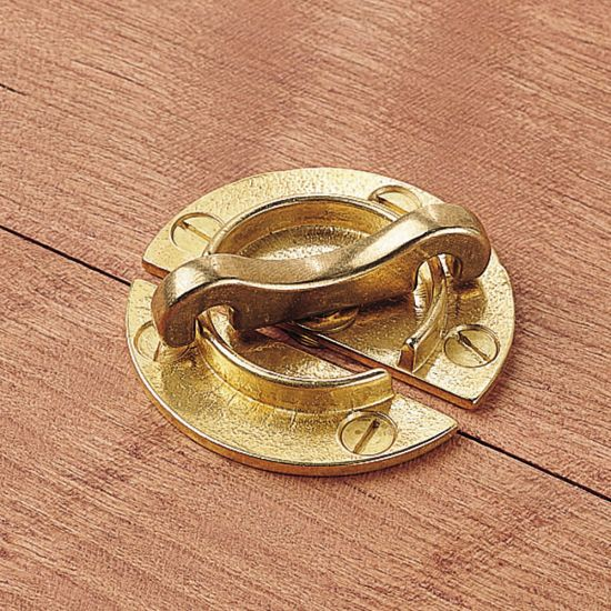 Solid Brass Table Lock