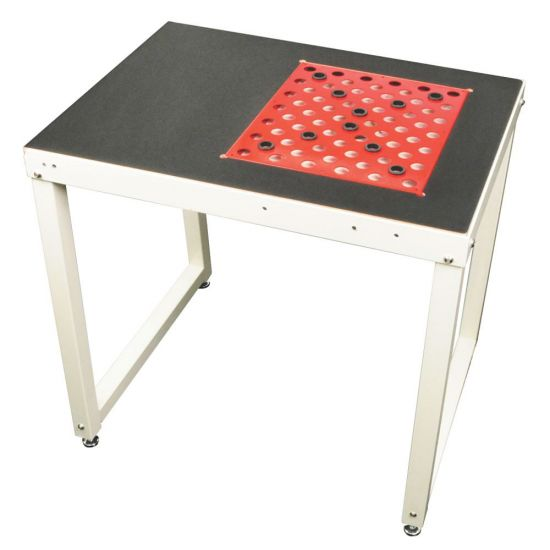Jet Stand Alone Downdraft Table With Leg Sets 708403k