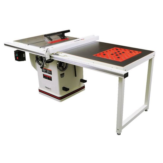 Jet Deluxe Xacta 3hp 10 Quot Table Saw W 50 Quot Fence Downdraft