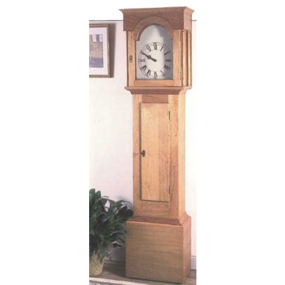 Shaker Tall Clock Downloadable Plan