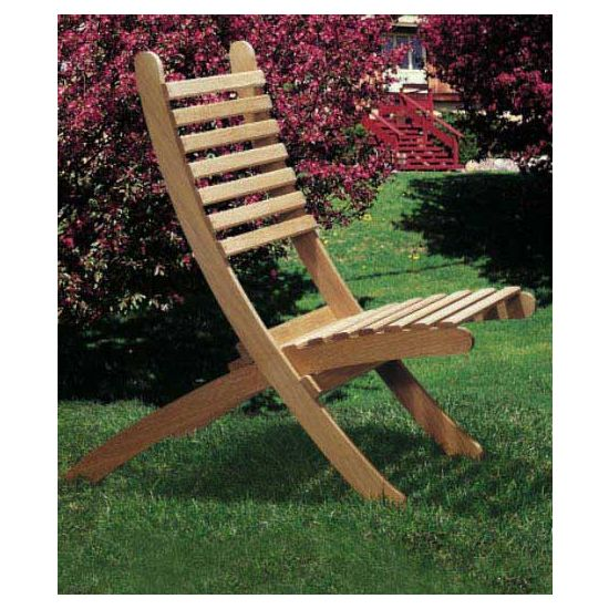 Woodworker's Journal Portable Outdoor Chairs Plan | Rockler Woodworking and  Hardware - Woodworker's Journal Portable Outdoor Chairs Plan Rockler