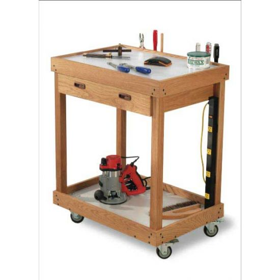 All-Purpose Accessories Cart Downloadable Plan