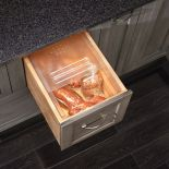 "Bread Drawer Kits, Rev-a-Shelf BDC Series-16-3/4"" Wide"