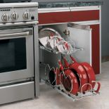 Keep cookware neat, organized and easy to access!